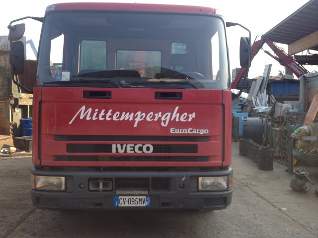 iveco rosso